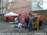 46 AHA MEDIA at 206th DTES Street Market on Sun May 18 2014