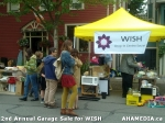 56 AHA MEDIA at 2nd Annual Giant Garage Sale for WISH 2014