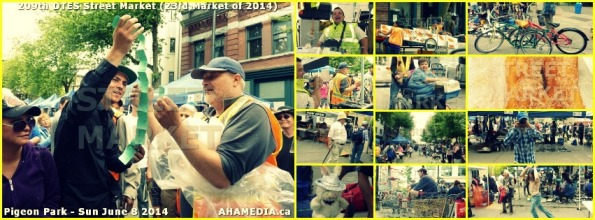 00 Cover for DTES Street Market  June 8 2014
