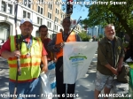 1 AHA MEDIA sees DTES Street Market crew clean up Victory Square inVancouver