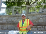 11 AHA MEDIA sees DTES Street Market crew clean up Victory Square inVancouver