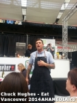 13 AHA MEDIA sees Chuck Hughes at Eat Vancouver 2014