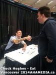 14 AHA MEDIA sees Chuck Hughes at Eat Vancouver 2014