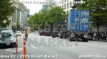 15 AHA MEDIA sees Truck drop off 40ft Storage Container for DTES Street Market inVancouver
