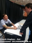 16 AHA MEDIA sees Chuck Hughes at Eat Vancouver 2014
