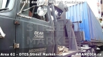 16 AHA MEDIA sees Truck drop off 40ft Storage Container for DTES Street Market inVancouver