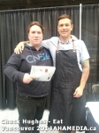 18 AHA MEDIA sees Chuck Hughes at Eat Vancouver 2014