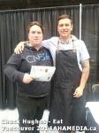 18 AHA MEDIA sees Chuck Hughes at Eat Vancouver 2014