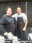 19 AHA MEDIA sees Chuck Hughes at Eat Vancouver 2014
