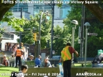 2 AHA MEDIA sees DTES Street Market crew clean up Victory Square in Vancouver