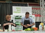 3 AHA MEDIA sees Chuck Hughes at Eat Vancouver 2014