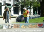 34 AHA MEDIA sees DTES Street Market crew clean up Victory Square inVancouver