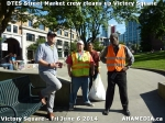 40 AHA MEDIA sees DTES Street Market crew clean up Victory Square in Vancouver