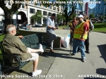41 AHA MEDIA sees DTES Street Market crew clean up Victory Square inVancouver