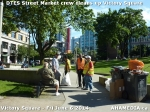 45 AHA MEDIA sees DTES Street Market crew clean up Victory Square in Vancouver