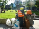 47 AHA MEDIA sees DTES Street Market crew clean up Victory Square in Vancouver