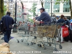 60 AHA MEDIA at 209th DTES Street Market in Vancouver on Sun June 8 2014