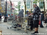 65 AHA MEDIA at 209th DTES Street Market in Vancouver on Sun June 8 2014