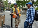 76 AHA MEDIA at 209th DTES Street Market in Vancouver on Sun June 8 2014