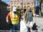 8 AHA MEDIA sees DTES Street Market crew clean up Victory Square inVancouver