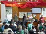 19 AHA MEDIA at DTES Street Market Vendor Meeting on Sat Jun 5 2014