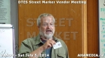 21 AHA MEDIA at DTES Street Market Vendor Meeting on Sat Jun 5 2014