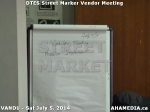 3 AHA MEDIA at DTES Street Market Vendor Meeting on Sat Jun 5 2014