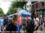 35 AHA MEDIA at 215th DTES Street Market inVancouver