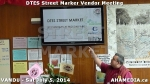 8 AHA MEDIA at DTES Street Market Vendor Meeting on Sat Jun 5 2014