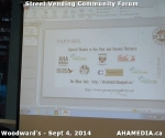 15 AHA MEDIA at Street Vending and DTES Street Market Open House on Sept 4 2014