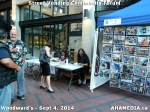 2 AHA MEDIA at Street Vending and DTES Street Market Open House on Sept 4 2014