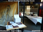 5 AHA MEDIA at Street Vending and DTES Street Market Open House on Sept 4 2014