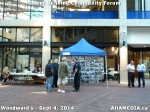 9 AHA MEDIA at Street Vending and DTES Street Market Open House on Sept 4 2014
