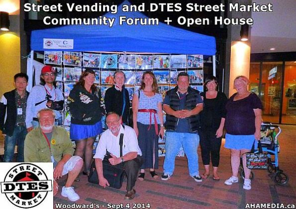 Street Vending and DTES Street Market forum 2 600
