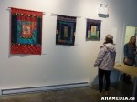 13 AHA MEDIA at CONTEMPORARY QUILTS with Diane Wood for Heart of the City Festival 2014 in Vancouver