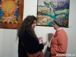 24 AHA MEDIA at CONTEMPORARY QUILTS with Diane Wood for Heart of the City Festival 2014 in Vancouver