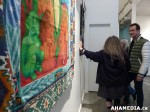 33 AHA MEDIA at CONTEMPORARY QUILTS with Diane Wood for Heart of the City Festival 2014 in Vancouver