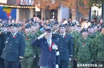 18 AHA MEDIA at Remembrance Day 2014 at  Victory Square,Vancouver