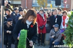 22 AHA MEDIA at Remembrance Day 2014 at Chinatown Memorial, Vancouver
