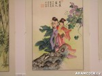 23 AHA MEDIA at CHINESE PAINTING EXHIBITION for Heart of the City Festival 2014 in Vancouver