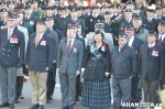 27 AHA MEDIA at Remembrance Day 2014 at  Victory Square, Vancouver