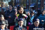 3 AHA MEDIA at Remembrance Day 2014 at Chinatown Memorial, Vancouver