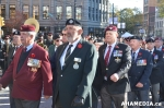 44 AHA MEDIA at Remembrance Day 2014 at  Victory Square, Vancouver