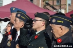 5 AHA MEDIA at Remembrance Day 2014 at Chinatown Memorial, Vancouver