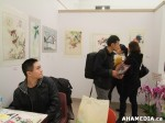 6 AHA MEDIA at CHINESE PAINTING EXHIBITION for Heart of the City Festival 2014 in Vancouver
