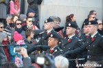 7 AHA MEDIA at Remembrance Day 2014 at  Victory Square, Vancouver