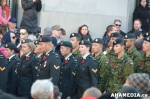 8 AHA MEDIA at Remembrance Day 2014 at  Victory Square, Vancouver