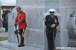 9 AHA MEDIA at Remembrance Day 2014 at  Victory Square, Vancouver