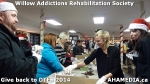 10 AHA MEDIA at Willow Addictions Rehabilitation Society giving back to the DTES
