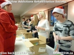 16 AHA MEDIA at Willow Addictions Rehabilitation Society giving back to the DTES